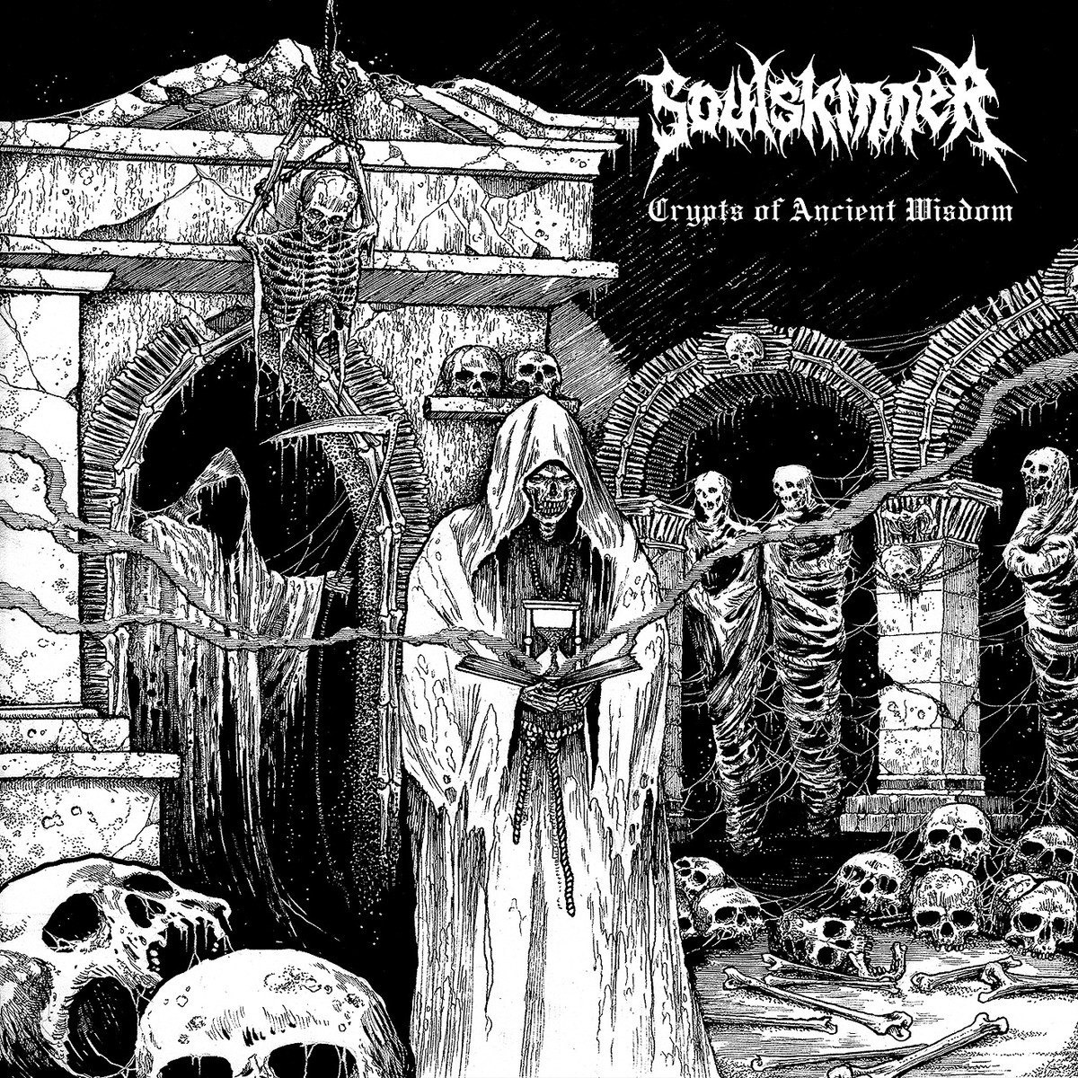 Soulskinner – Crypts of Ancient Wisdom
