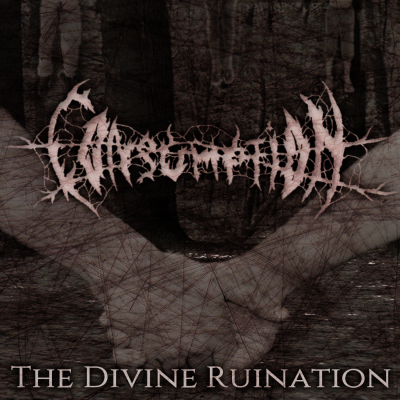 Consumption - The Divine Ruination - cover