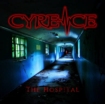 The Hospital EP Front Cover