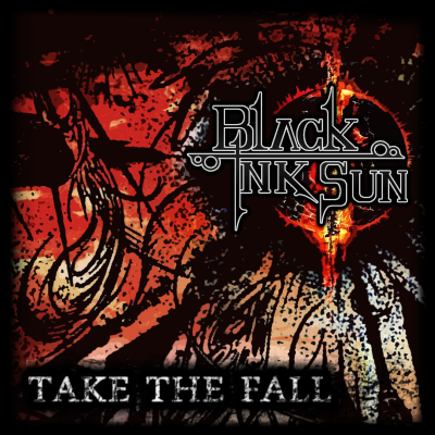 Take The Fall - EP Front Cover