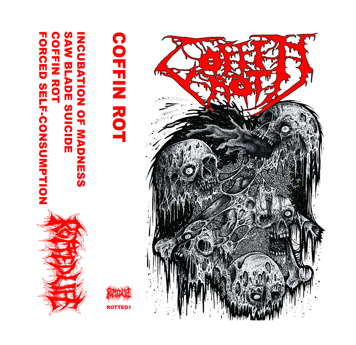 Image result for coffin rot band